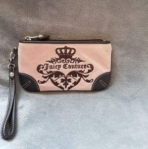 AUTHENTIC JUICY COUTURE PINK WRISTLET